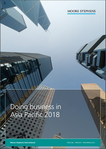 Doing Business in Asia Pacific 2018