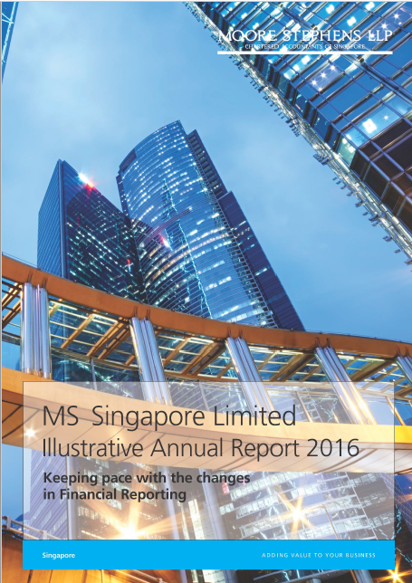 MS Singapore Limited Illustrative Annual Report 2016