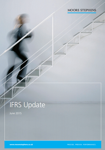 International Financial Reporting Updates 2015