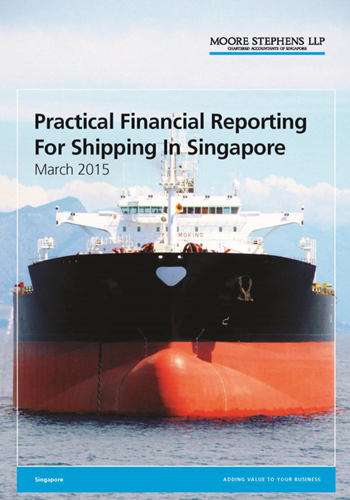Practical Financial Reporting for Shipping in Singapore